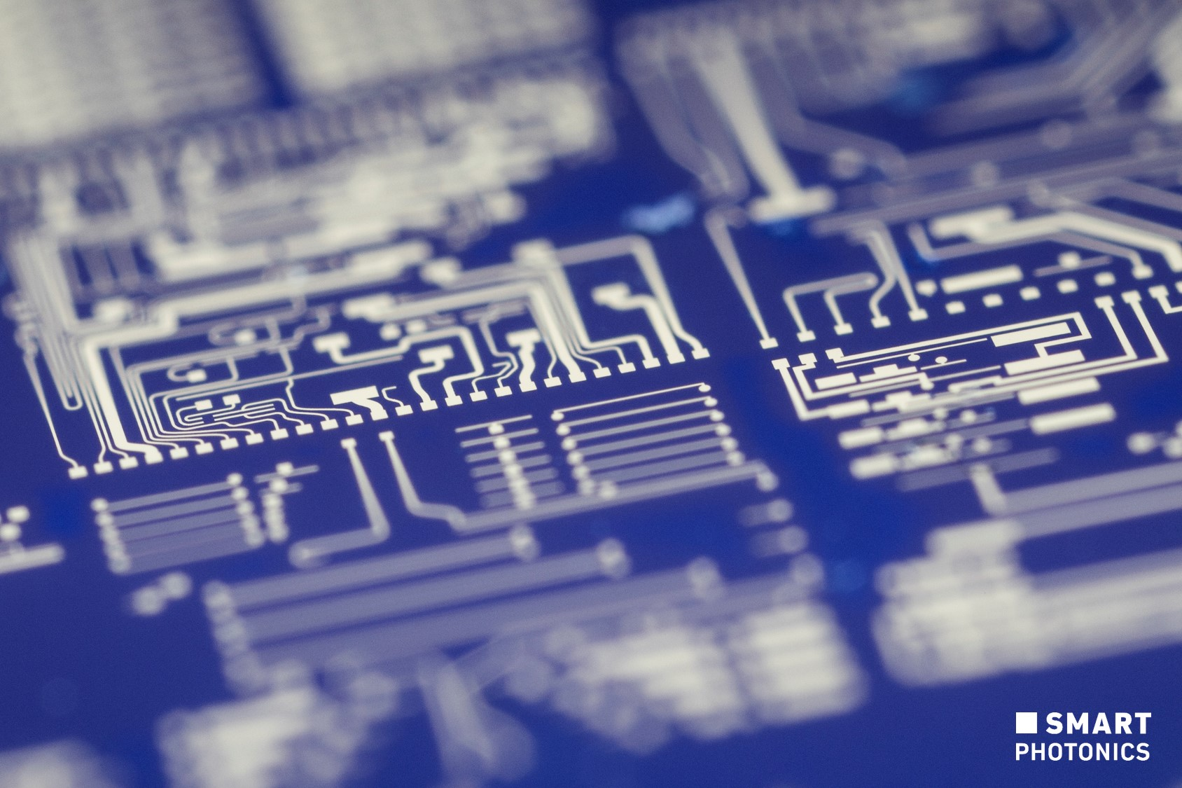 SMART Photonics - photonic integrated circuit
