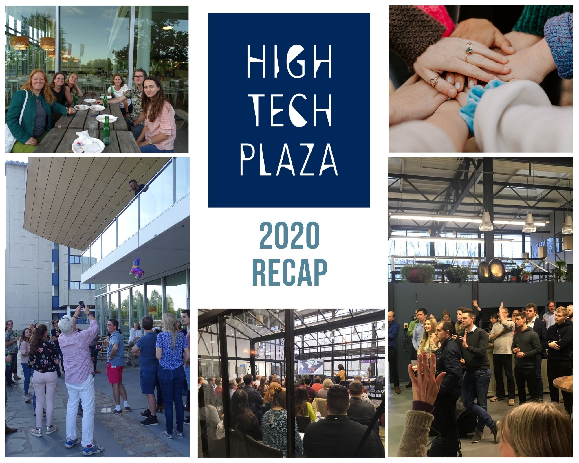 High Tech Plaza 2020 Recap