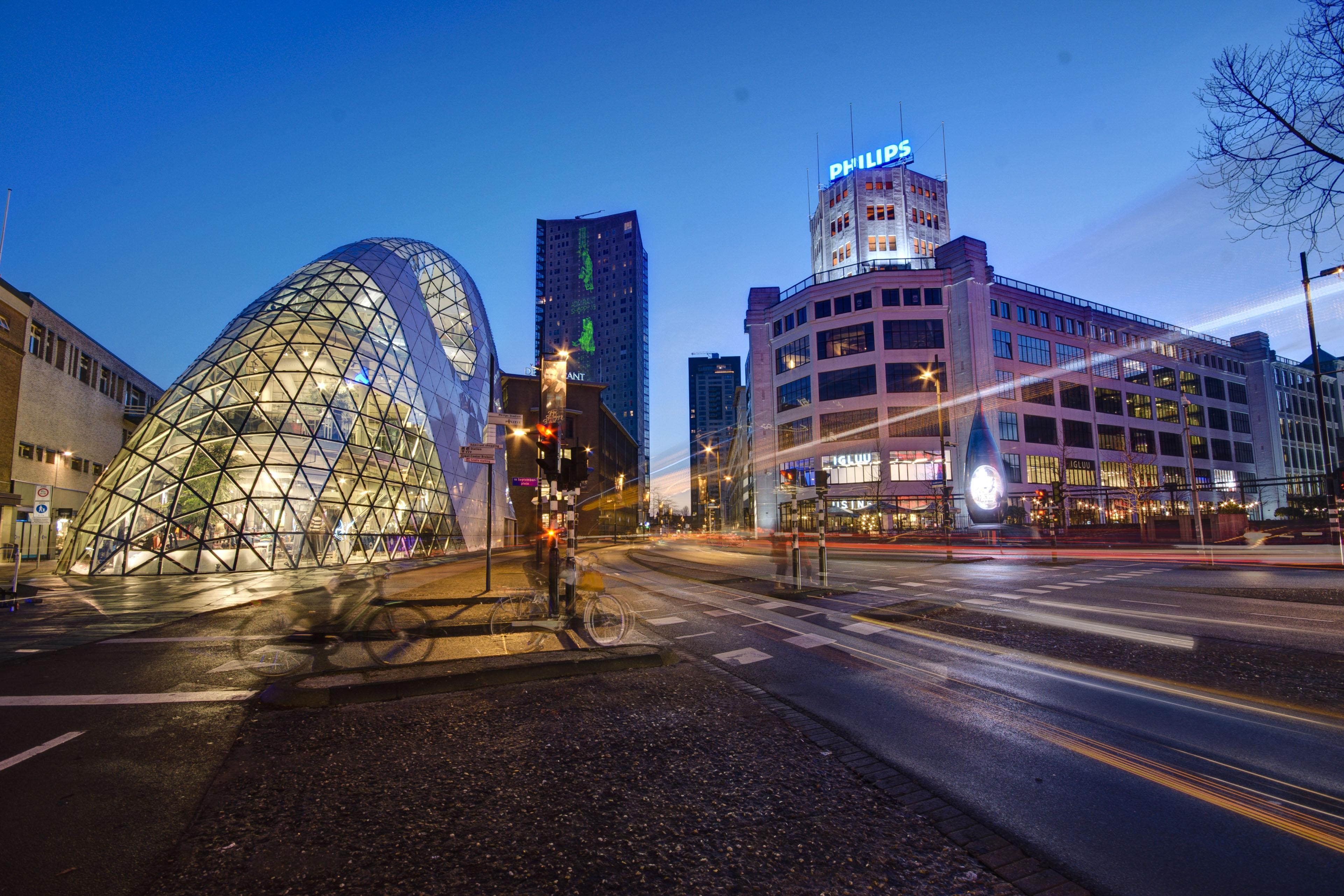 Eindhoven verkent kansen van 5G voor de stad