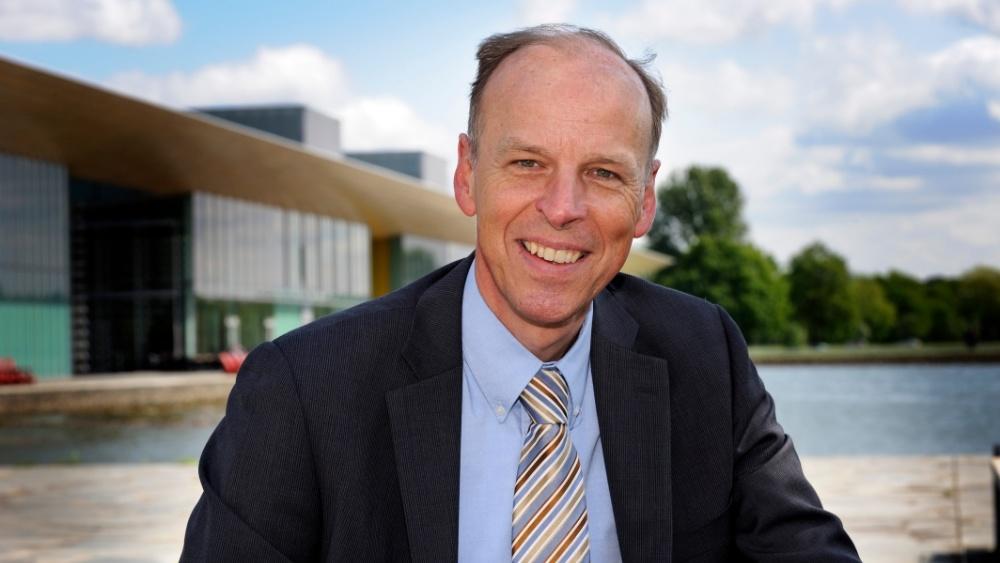 Frans Schmetz, Managing Director, High Tech Campus Eindhoven