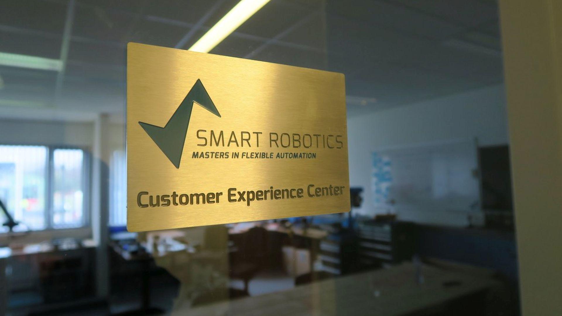 Startup Smart Robotics Office HTC 12 High Tech Campus Eindhoven