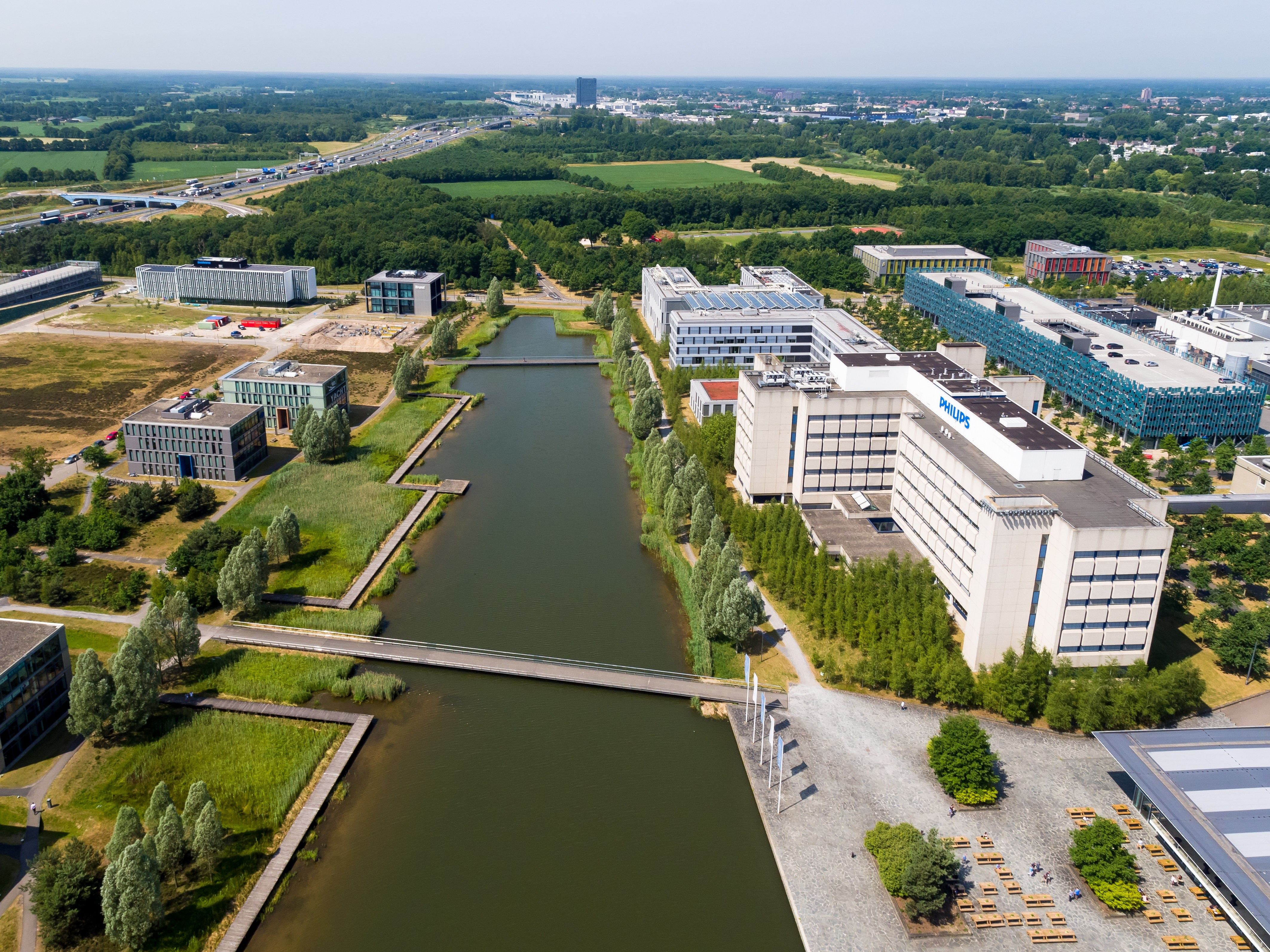 High Tech Campus Eindhoven remains ahead in innovation related expenditures