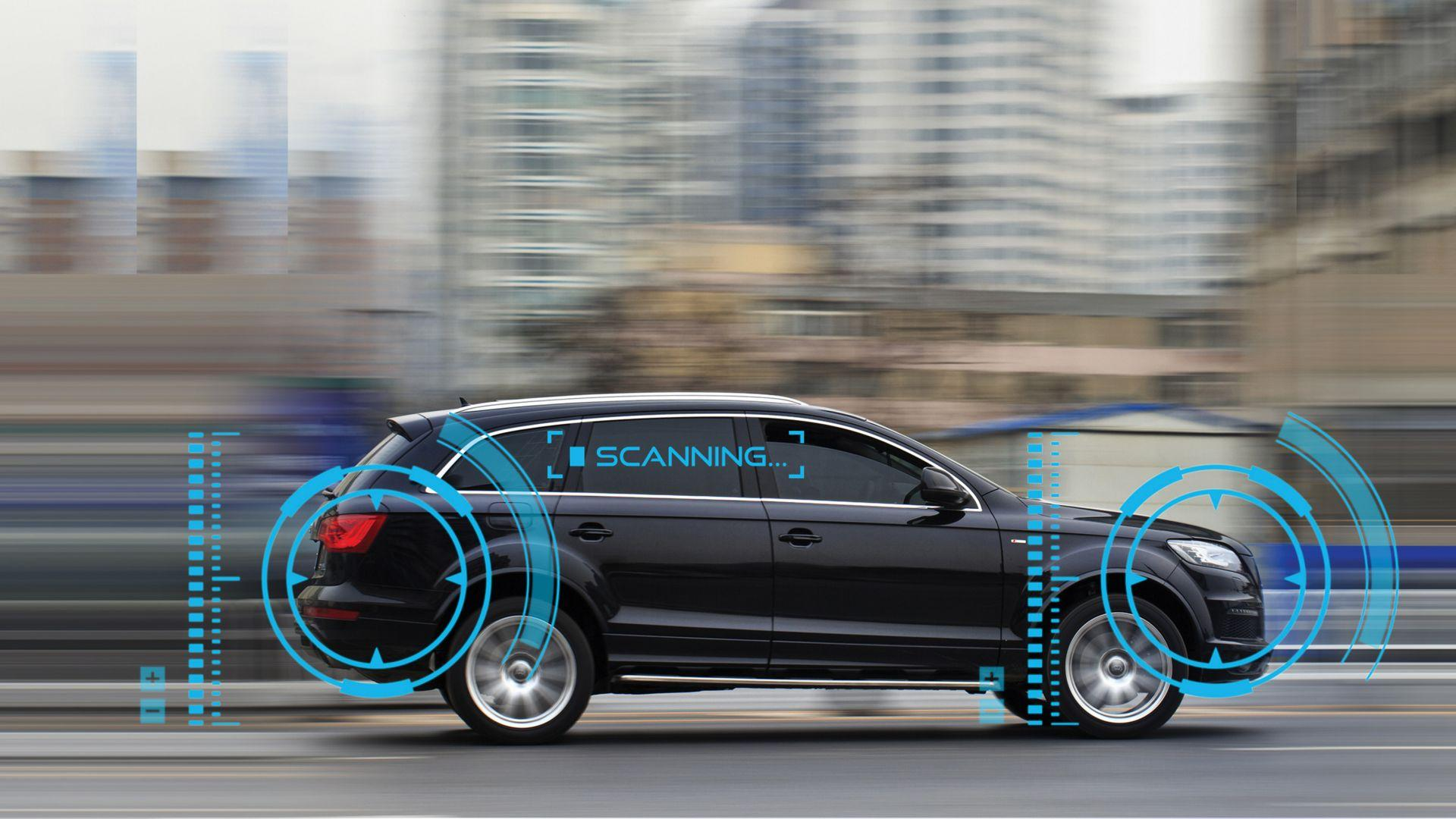 High Tech Podcast #1 - De toekomst van de zelfrijdende auto