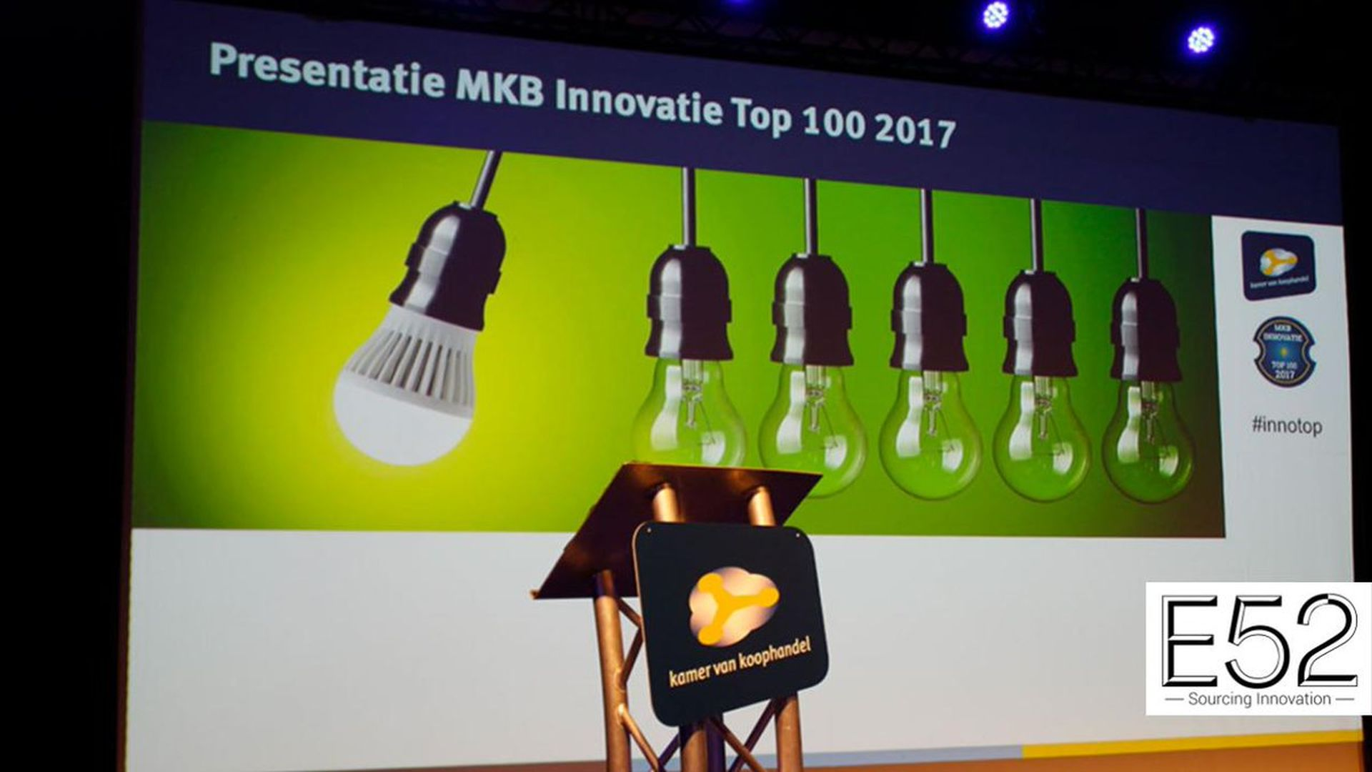 Eindhoven well presented in Innovative SME top100