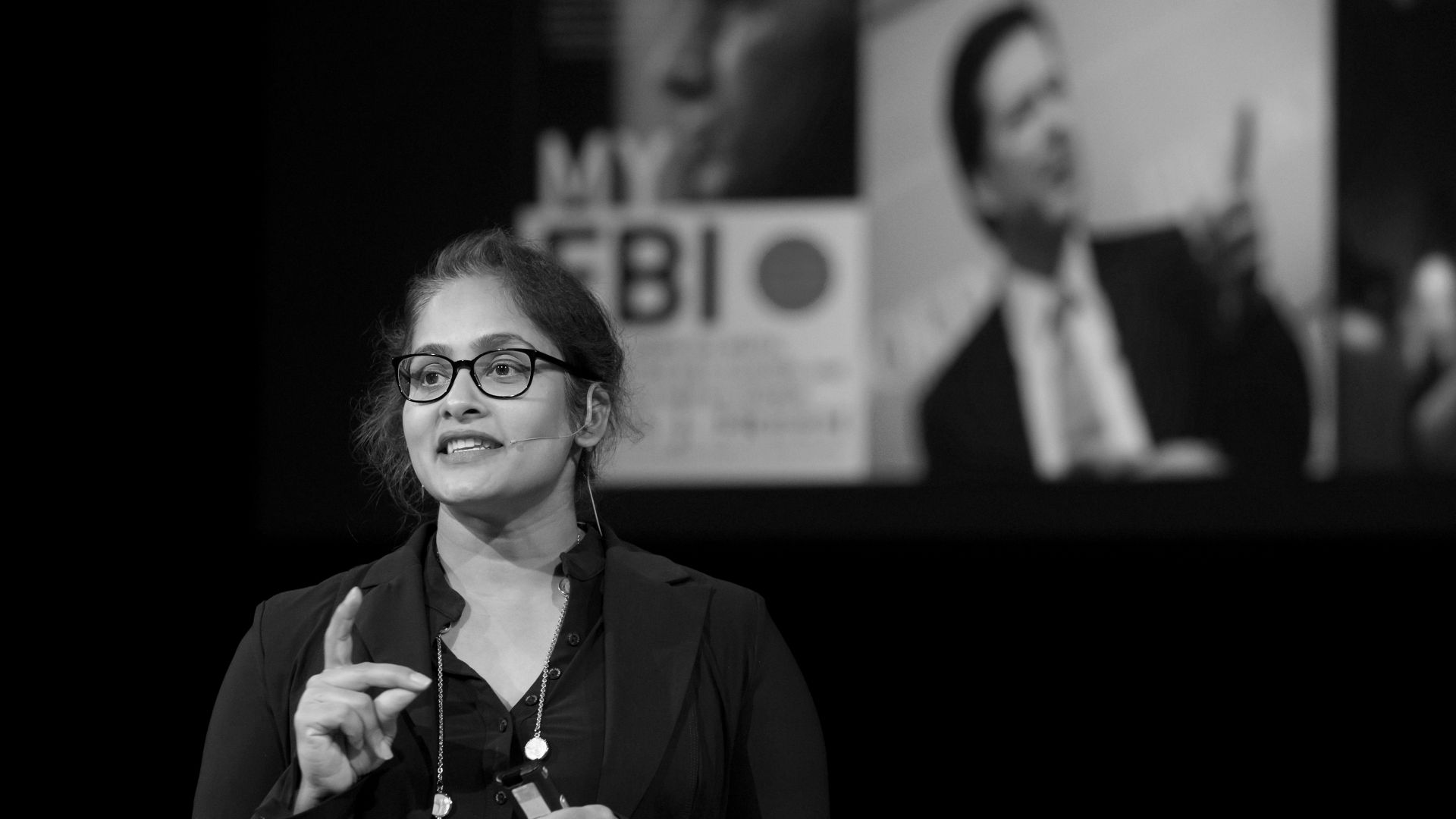 Presentation of Jaya Baloo (CISO KPN) at High Tech Campus Eindhoven