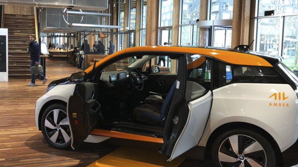 Amber expands its car sharing service to Amsterdam Zuidas