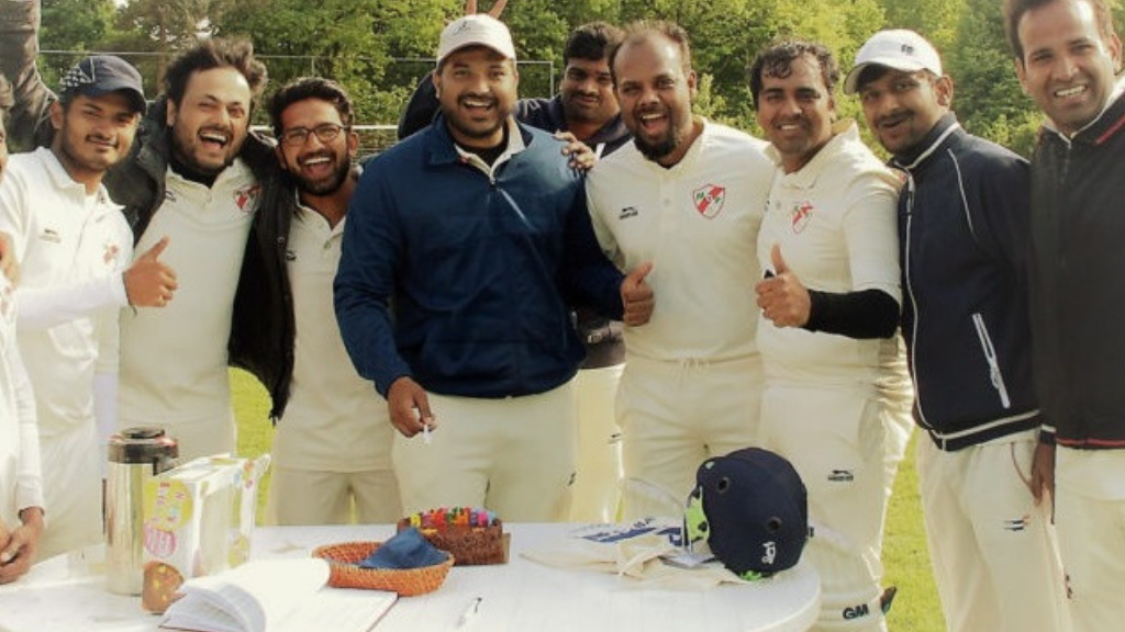 High Tech Campus Eindhoven welcomes first cricket club
