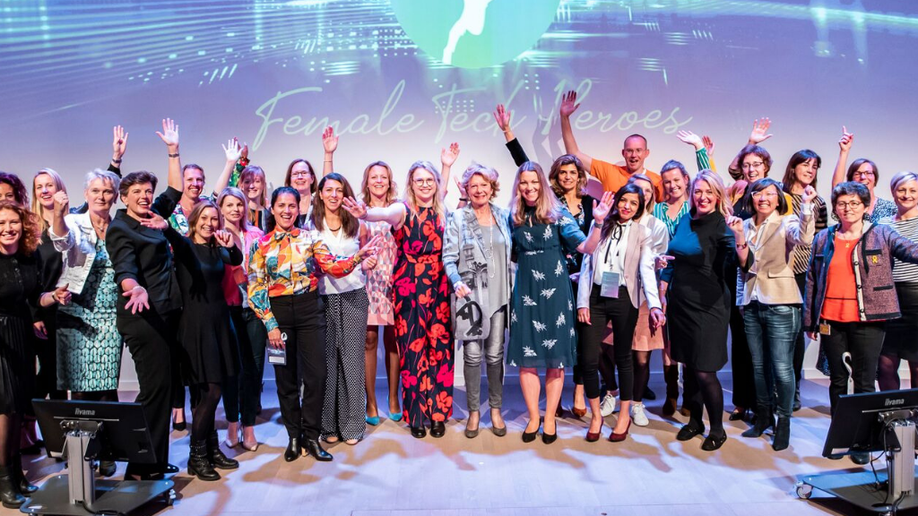 Female Tech Heroes returns! Join us and help us shape our vision
