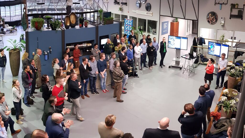 Drinks, Pitches & Demos: what's it all about?