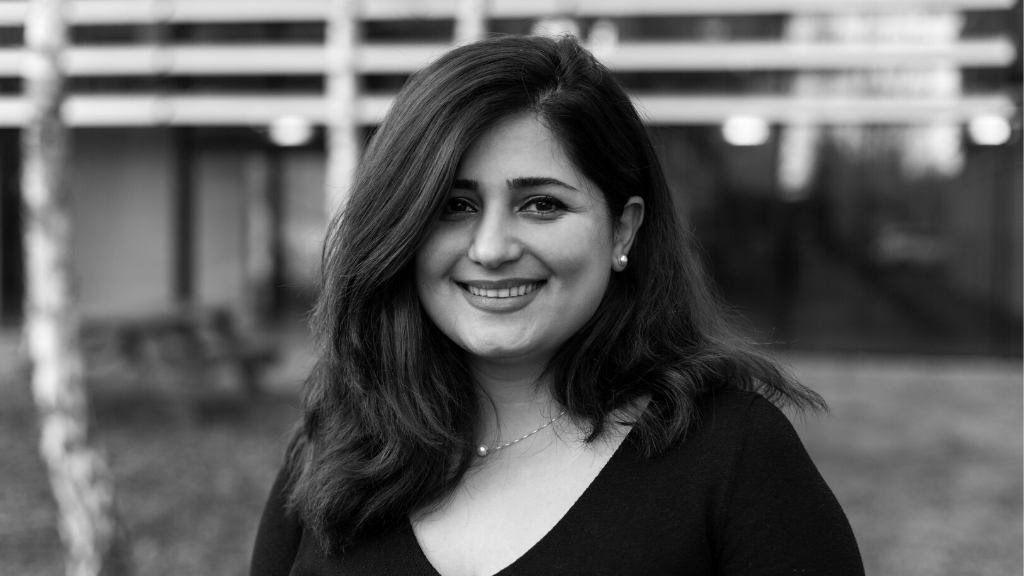 Female Tech Heroes role models #3 – Sepideh Khandan Del: 'I wanted to prove that engineering is not only for men'