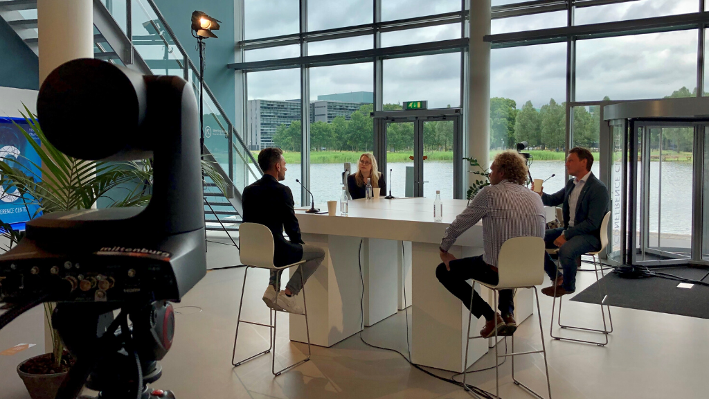 High Tech Podcast (video) | 'Met partijen als Philips, TMC en PSV kijken naar de nieuwste toepassingen van 5G'
