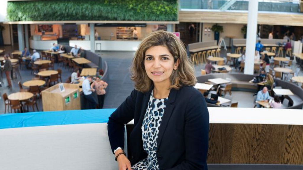 Female Tech Heroes role models #12 – Helen Kardan: 'Role models show us what is possible'