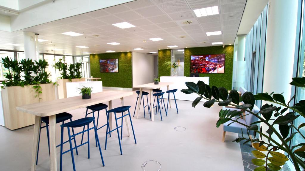 Conference Center op High Tech Campus vernieuwd: 'Deze plek ademt innovatie, net als de Campus zelf'