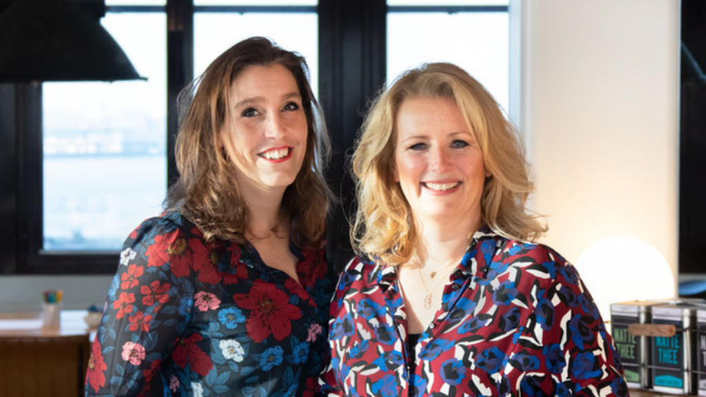 "Female Tech Heroes role models #14 – Stella van der Sluis and Marie-Claire Spencer: ""We help young women secure their career from an early age"""