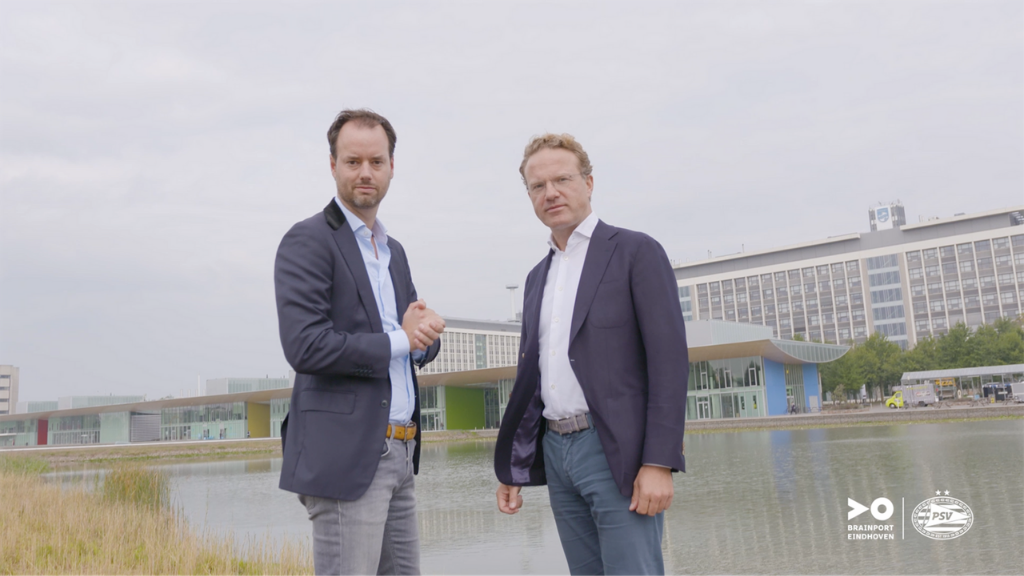 High Tech Campus Eindhoven launches vitality platform with PSV & Brainport partners