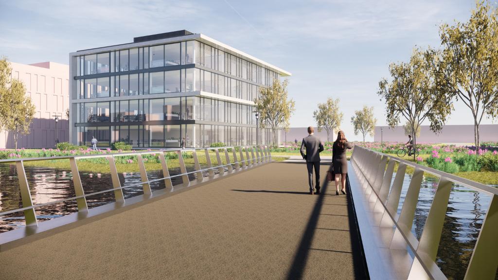 Fontys, Holst Centre en TU/e werken samen met High Tech Campus Eindhoven aan de werkplek van de toekomst