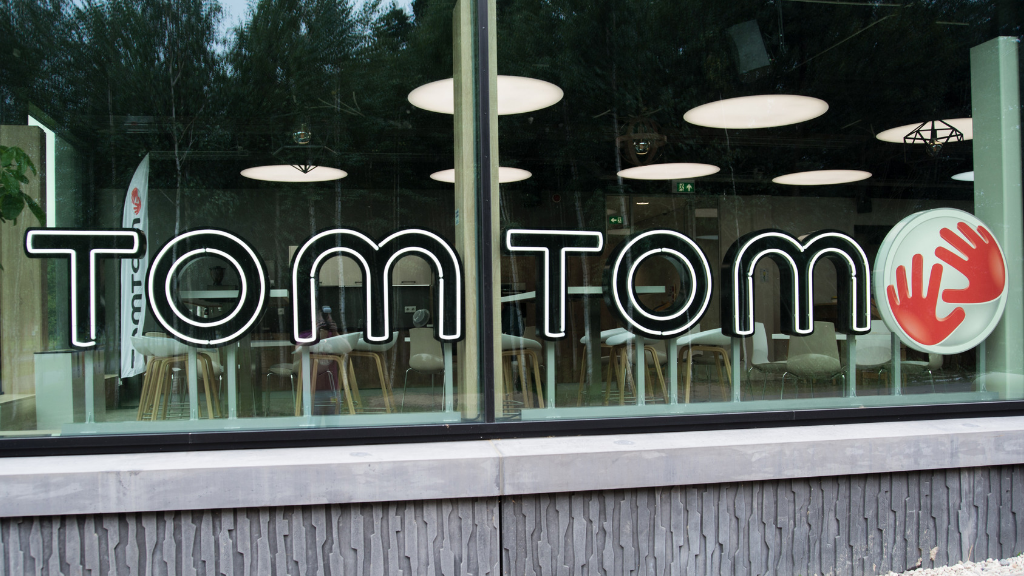 TomTom: 'We want to become market leader in digital mapping for autonomous driving.'