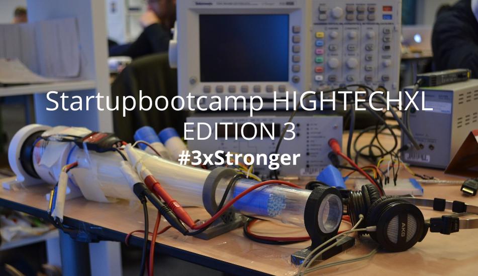 Startupbootcamp HighTechXL 3rd Program at High Tech Campus Eindhoven