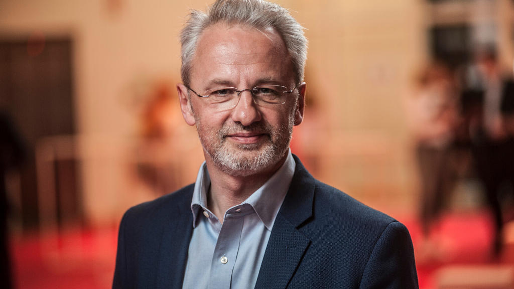 Female Tech Heroes role models #4 – John Baekelmans: 'Equality is in my DNA'