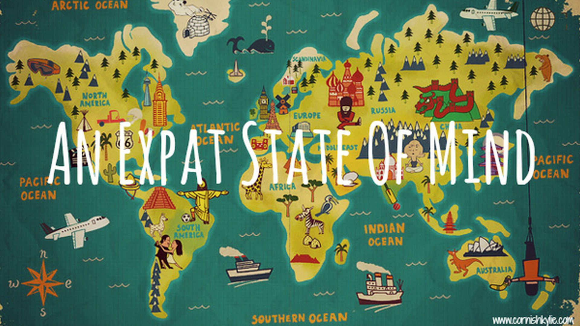 An expat state of mind World Europe
