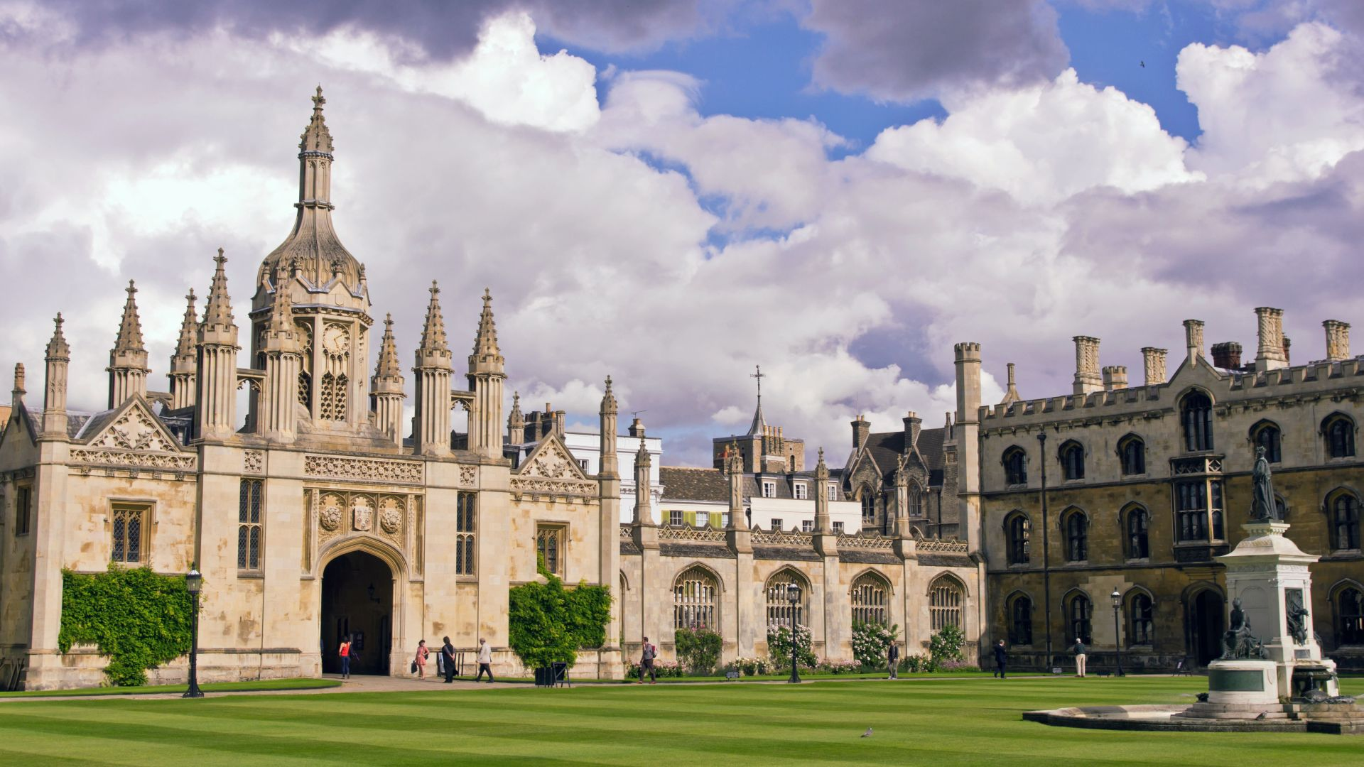 Cambridge University Centre for Smart Infrastructure and Construction