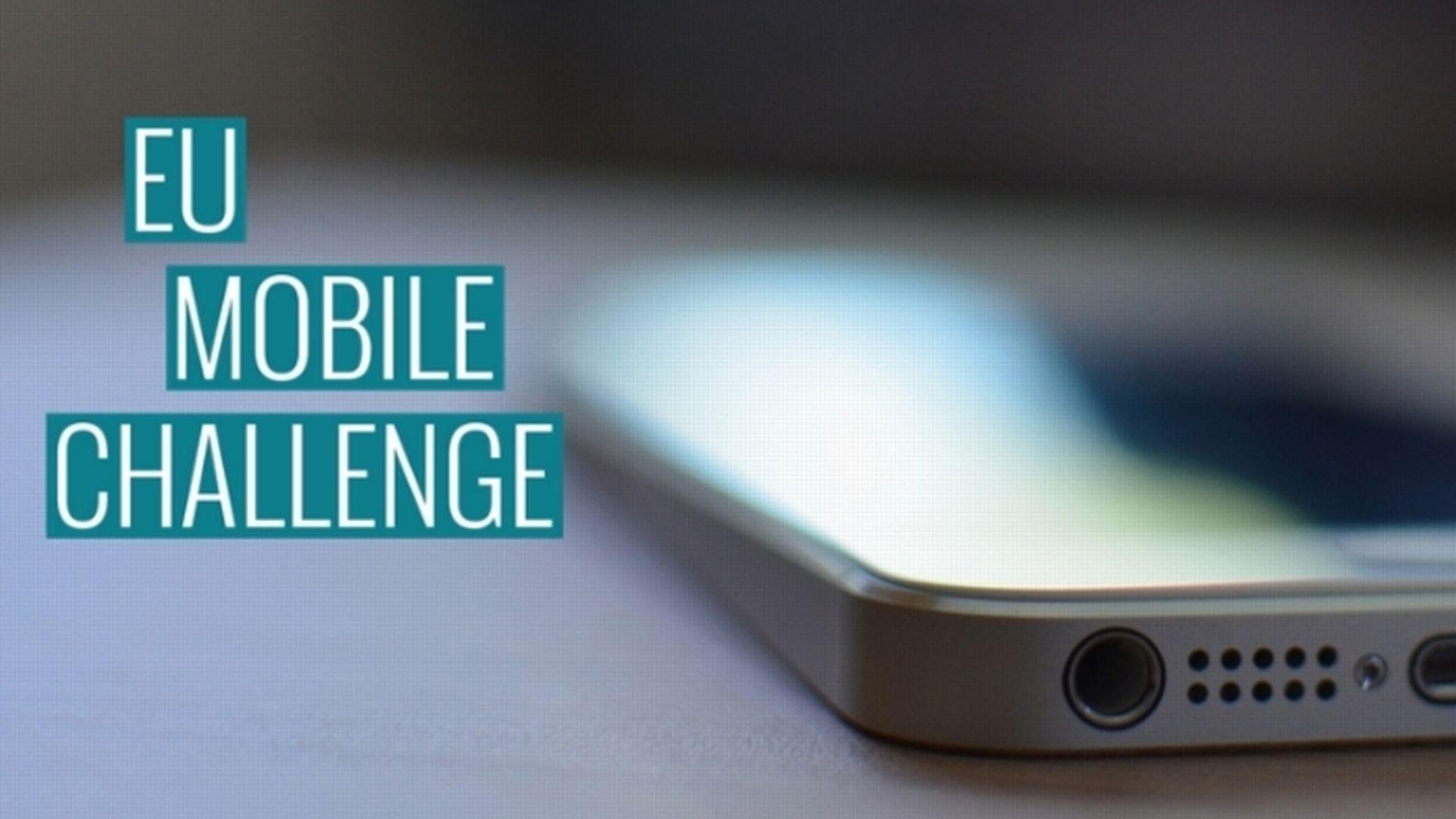 High Tech Campus Eindhoven EU mobile challenge