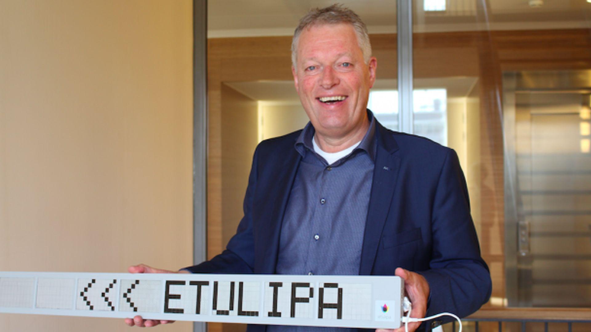 Gerard & Anton Awards: Etulipa, electronic billboards without light pollution