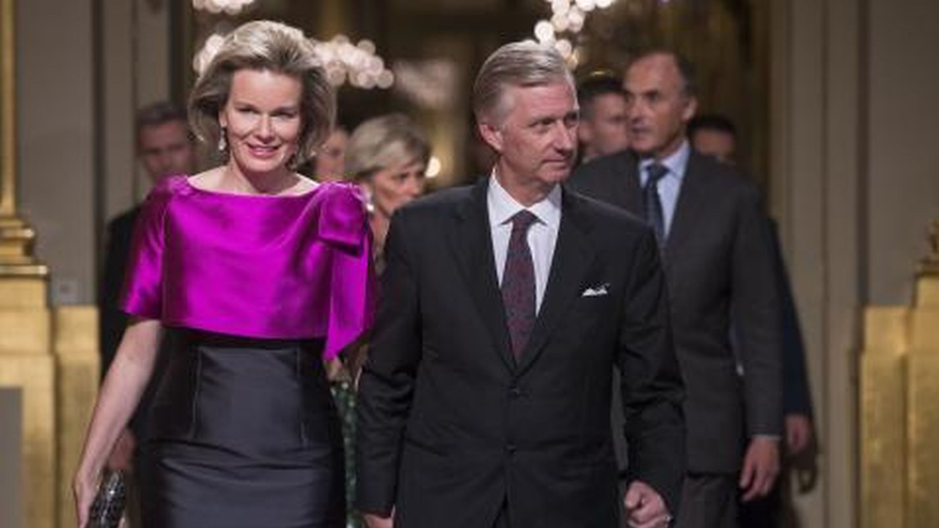 Why is the Belgian King Philippe visiting Brainport?