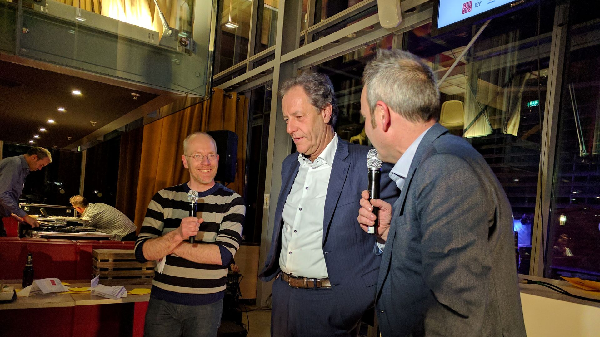 Interview Rob van Gijzel, overall winner High Tech Peak Awards