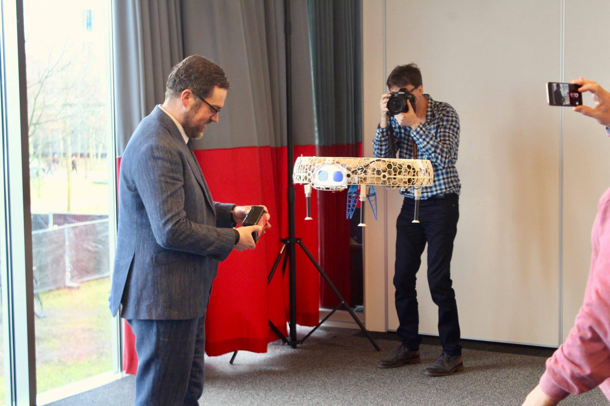 Klaas Dijkhoff op bezoek in Brainport Eindhoven