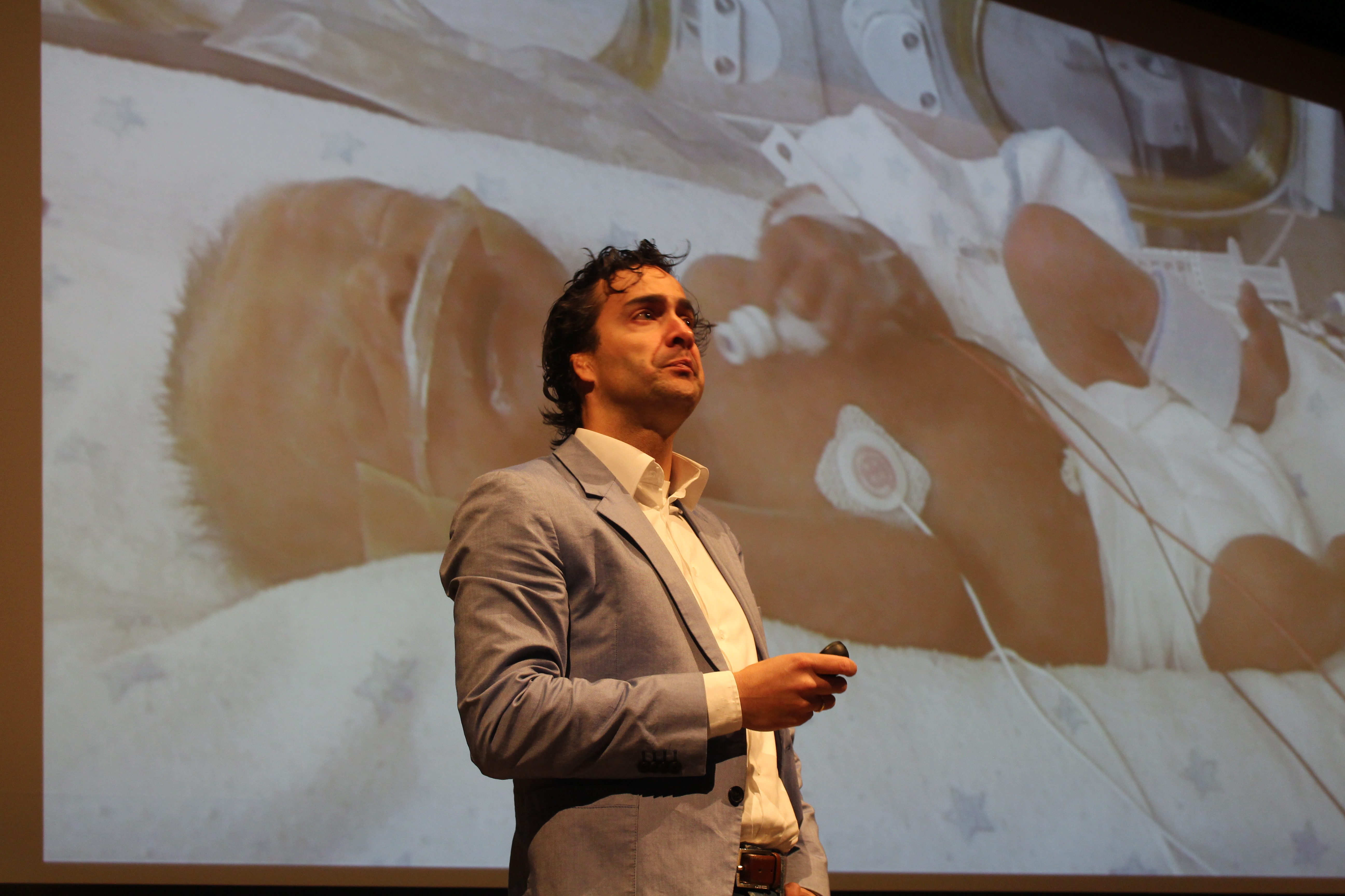 Bambi Medical's Fabio Bambang Oetomo