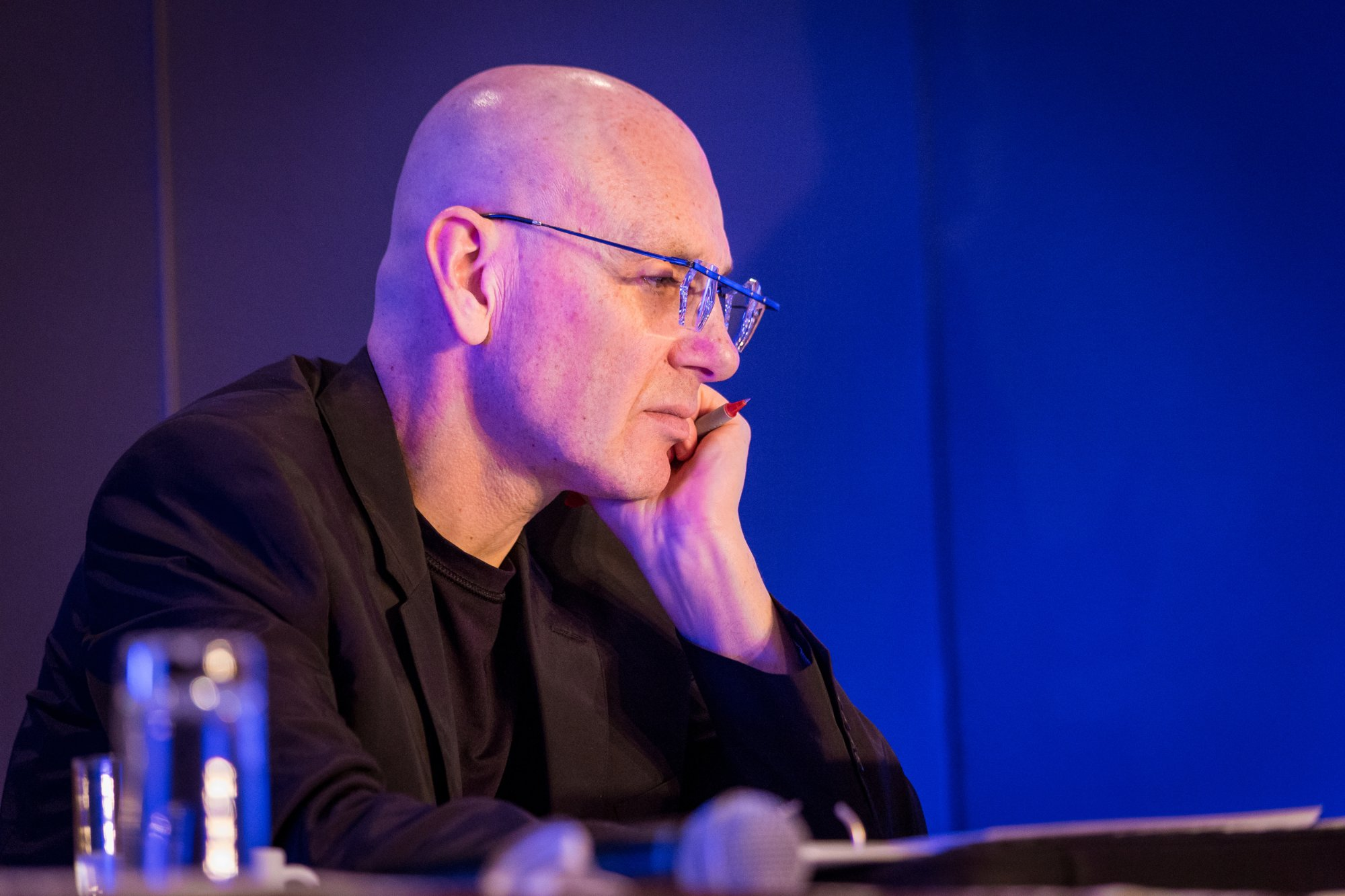Michael Lebby: Photonics as enabler for Innovation